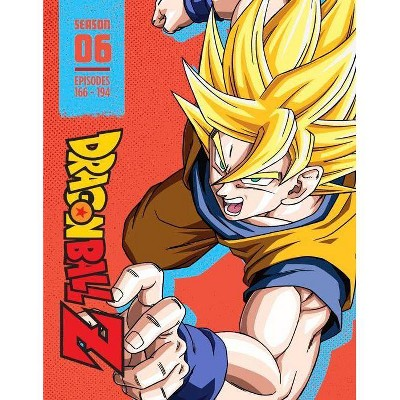 Dragon Ball Z: Season 6 (Blu-ray)(2021)