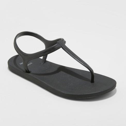 Women's Lisa Ankle Strap Flip Flop Sandals - Shade & Shore™ - image 1 of 3