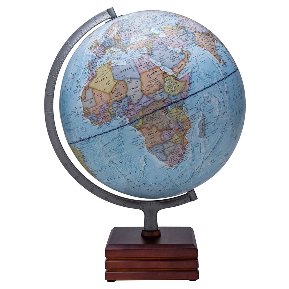 Image of Waypoint Geographic Aviator II Illuminated Desktop Globe