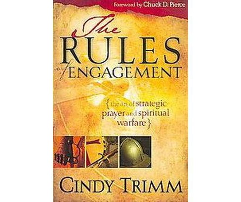 Rules of Engagement (Paperback) (Cindy Trimm) - image 1 of 1