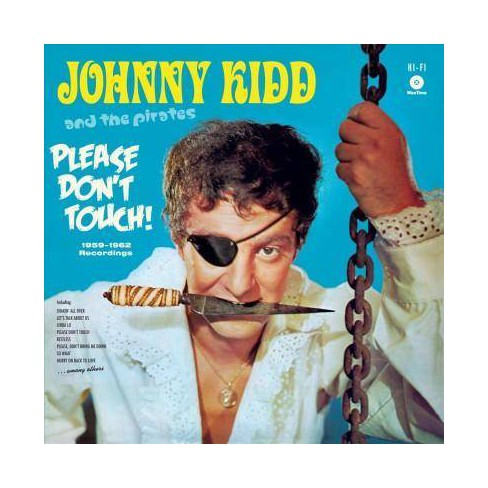 Johnny  Kidd &  The Pirates - Please Don't Touch (Vinyl) - image 1 of 1