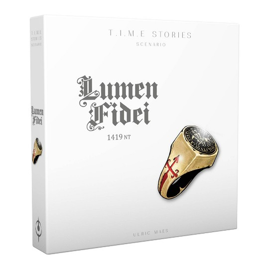 Space Cowboys TIME Stories: Lumen Fidei Board Game image number null
