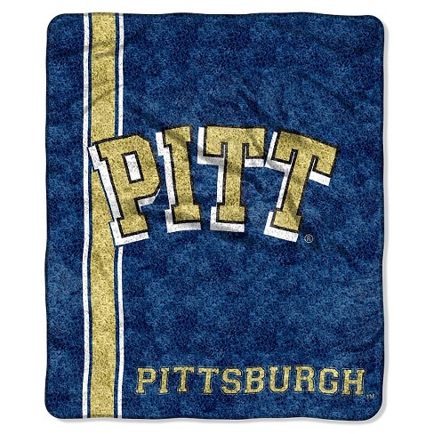 NCAA Sherpa Throw-Pitt Panthers - image 1 of 1