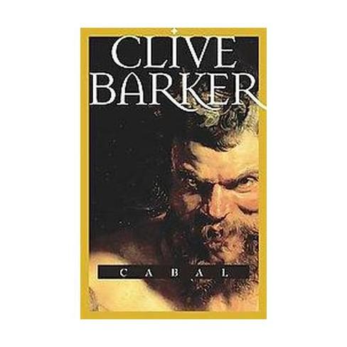 cabal barker clive