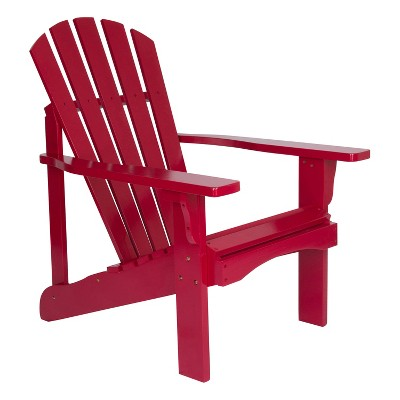 View Photos  sc 1 st  Target & Rockport Adirondack Chair : Target