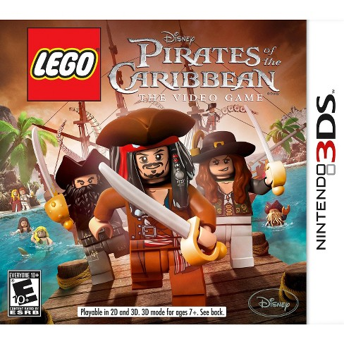 LEGO® Pirates of the Caribbean Nintendo 3DS - image 1 of 1