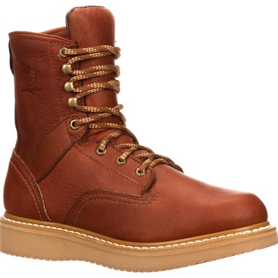 Men's Georgia Boot Wedge Work Boot