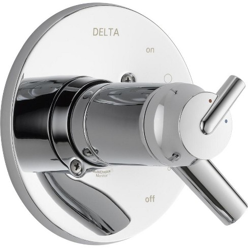 Delta Faucet T17T059 Trinsic Tempassure 17T Series Thermostatic Valve Trim Only - image 1 of 1