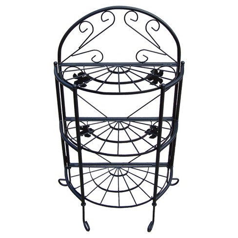 "24"" Oakland Semi-Circle Plant Stand - image 1 of 2"