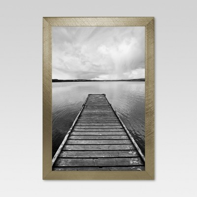 Metal Single Image Frame 4x6 - Gold - Project 62™