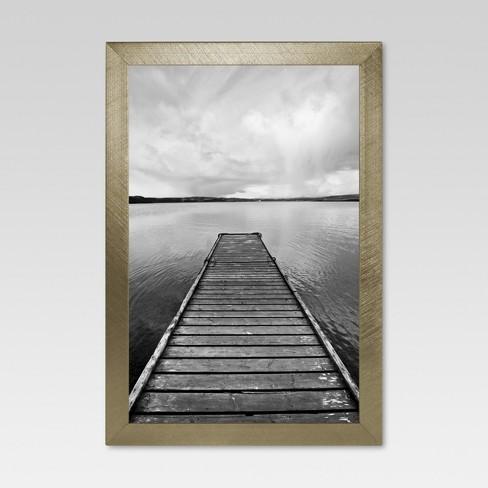 Metal Single Image Frame 4x6 - Gold - Project 62™ : Target