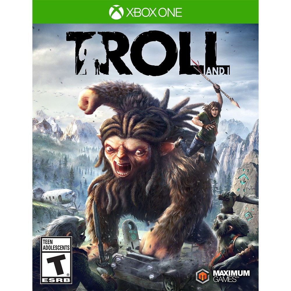 Troll and I Xbox One, Video Games
