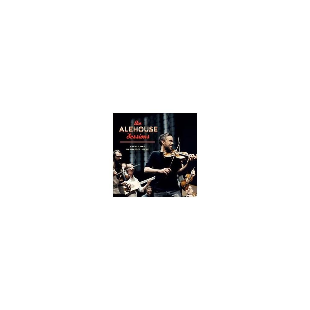 Bjarte Eike - Alehouse Sessions (CD)
