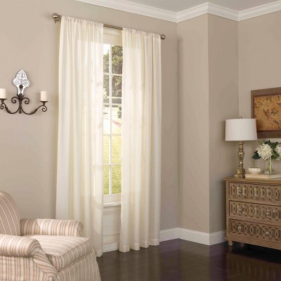 Chelsea UV Light Filtering Curtain Panel - Eclipse