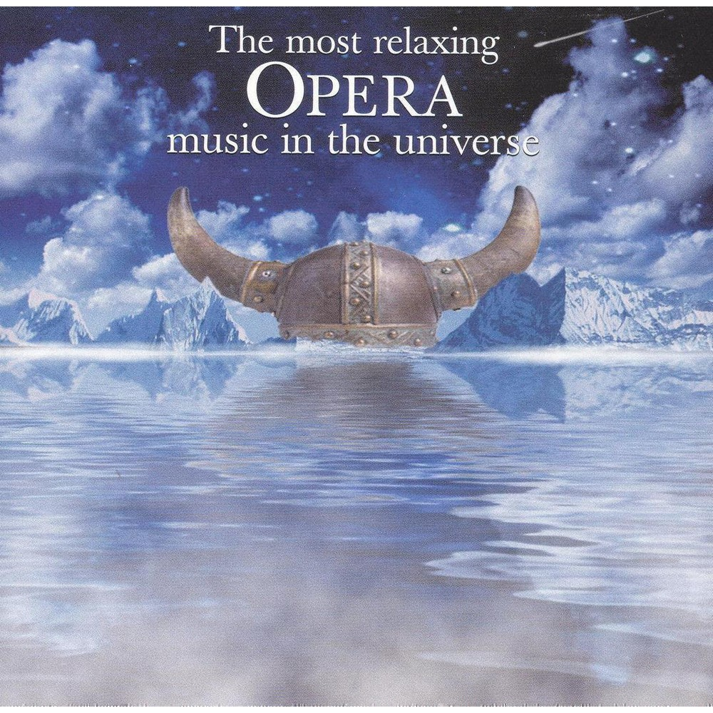 Various - Most Relaxing Opera In The Univer (CD)