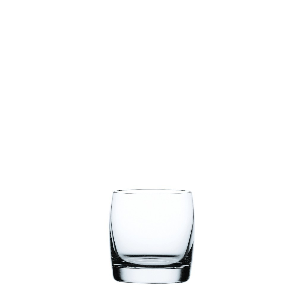 Image of Nachtmann Glass Whiskey Tumblers 11oz - Set of 4, Clear