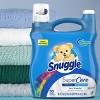 Snuggle Supercare Sea Breeze Liquid Fabric Softener - 95oz - image 3 of 3