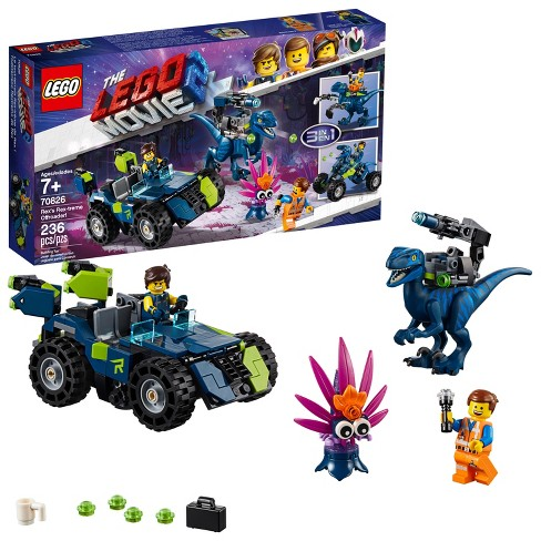 LEGO Movie Rex's Rex-treme Offroader! 70826 - image 1 of 4