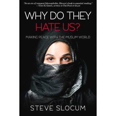 Why Do They Hate Us? - by  Steve Slocum (Paperback)