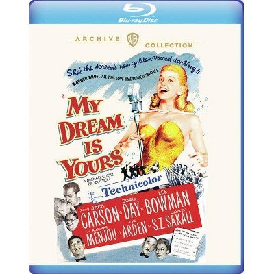 My Dream Is Yours (Blu-ray)(2021)