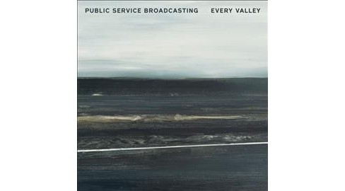 Public Service Broad - Every Valley (Vinyl) - image 1 of 1