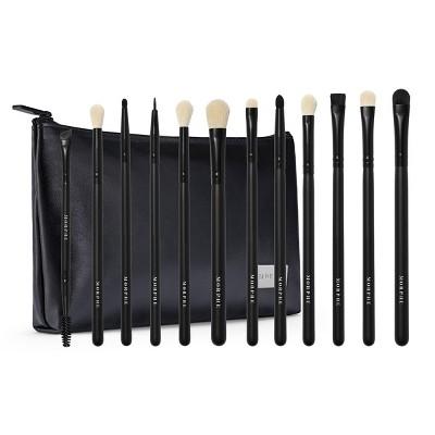 Morphe Eye Obsessed Eye Brush Collection + Bag - 12pc - Ulta Beauty