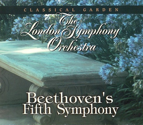 London symphony orch - Beethoven's fifth symphony (CD) - image 1 of 1