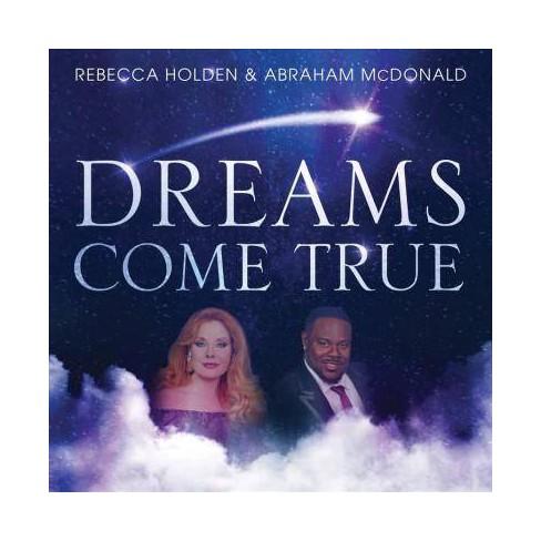 Rebecca Holden - Dreams Come True (EP) (CD) - image 1 of 1