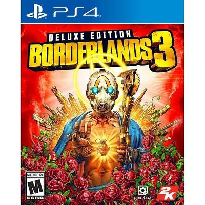 Borderlands 3 Deluxe Edition for PlayStation 4