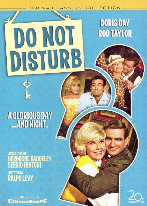 Do Not Disturb (DVD) - image 1 of 1