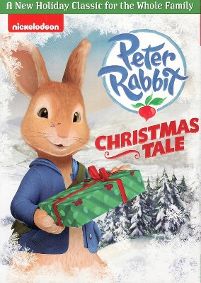 Peter Rabbit: Christmas Tale (DVD)