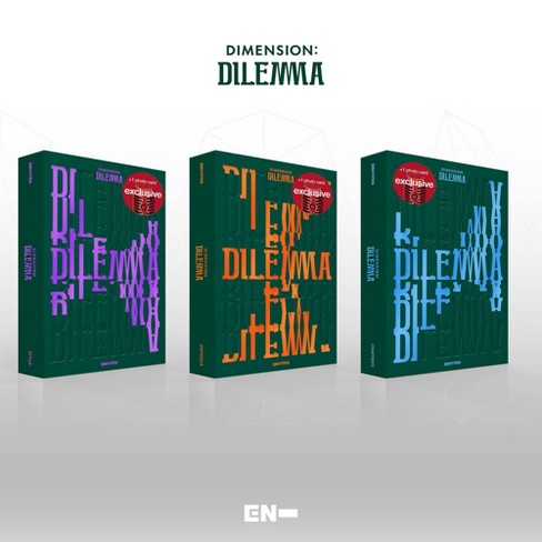 ENHYPEN - DIMENSION : DILEMMA (Target Exclusive, CD) - image 1 of 2