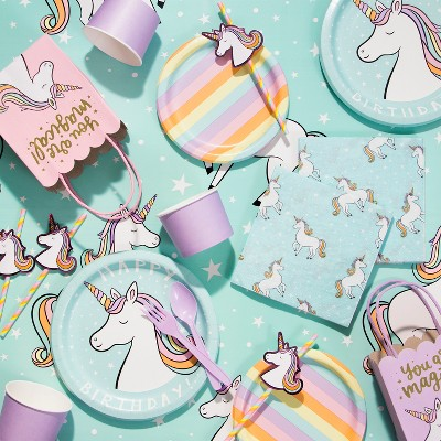 Unicorn Party Supplies Collection Target