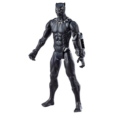 """Marvel Avengers: Infinity War Titan Hero Series Black Panther 12"""" Scale Super Hero Action Figure Toy - image 1 of 4"""