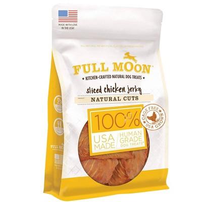 Full Moon Natural Cut Chicken Jerky Dog Treat - 12oz