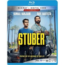 Stuber (Blu-Ray + Digital)