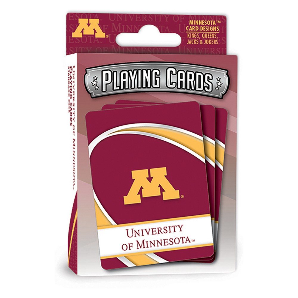 Minnesota Golden Gophers Standard Playing Cards
