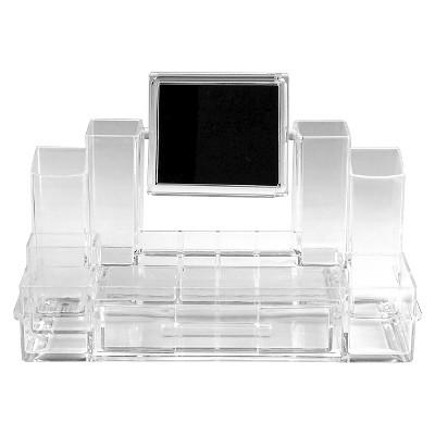 Beautician Cosmetic Organization System with Mirror - BINO®