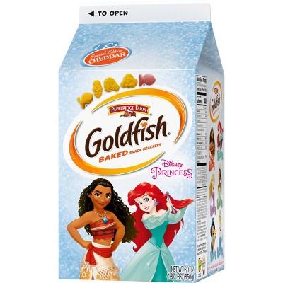Disney Bulk Goldfish - 30oz