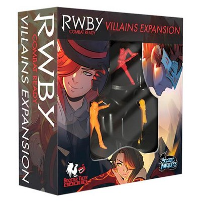 RWBY - Combat Ready, Villains Expansion Board Game