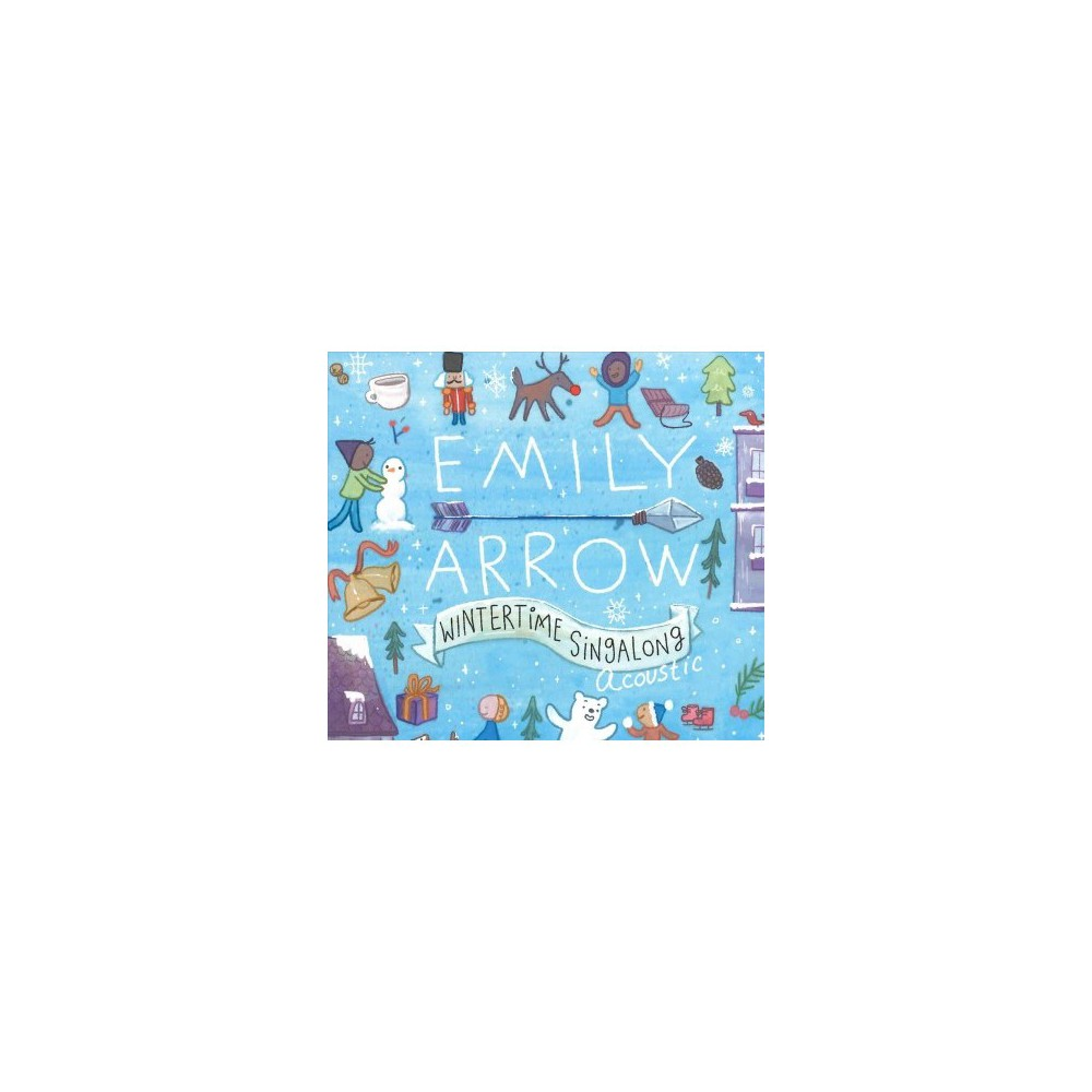 Emily Arrow - Wintertime Singalong (CD)