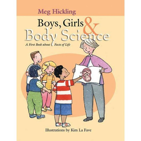 Boys, Girls & Body Science - by  Meg Hickling (Hardcover) - image 1 of 1