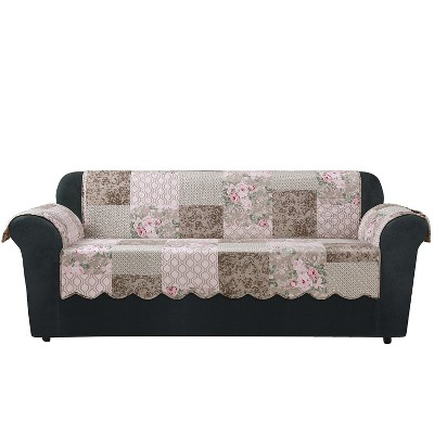 Heirloom Sofa Furniture Cover   Sure Fit