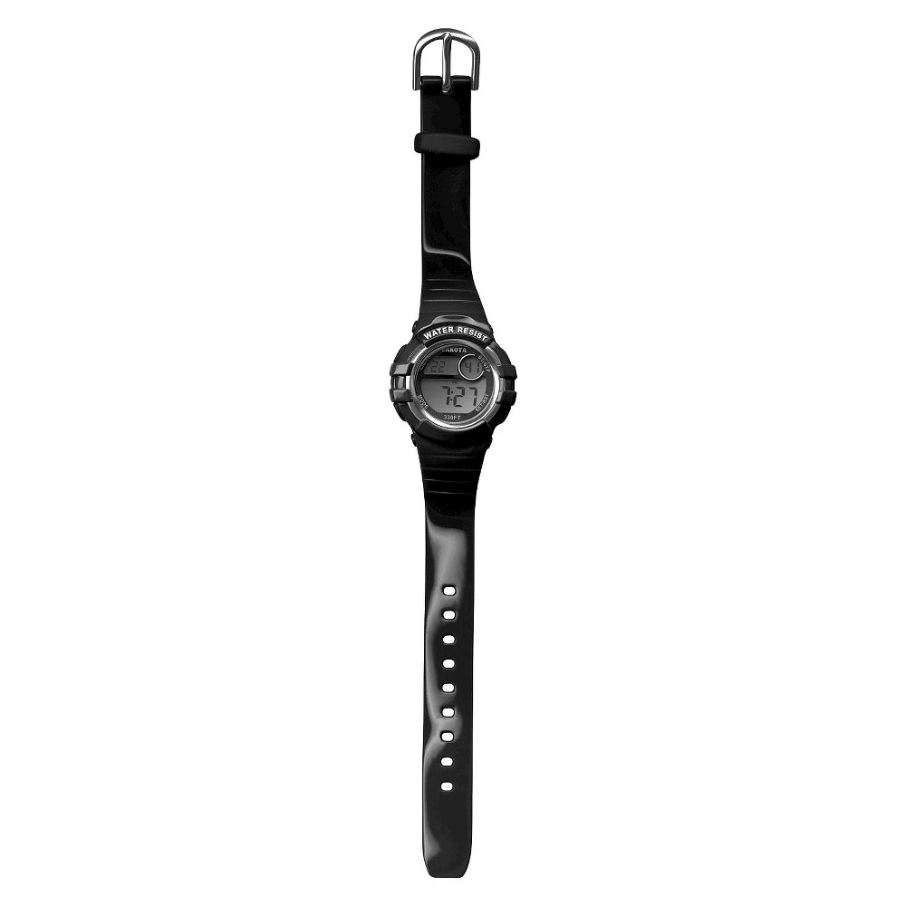Image of Boys' Dakota Light Up Dial Digital Diver Watch - Watch, Boy's, Size: Small, Black