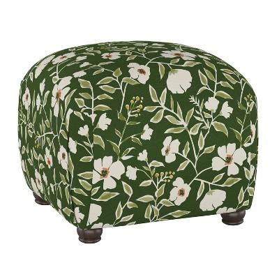 Ottoman Ibeza Botanical Green - Opalhouse™