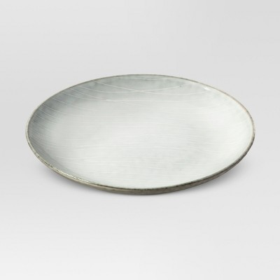 8  Solene Stoneware Salad Plate Gray/White - Project 62™
