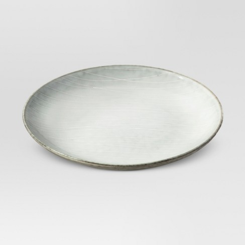 """8"""" Solene Stoneware Salad Plate White - Project 62™ - image 1 of 2"""