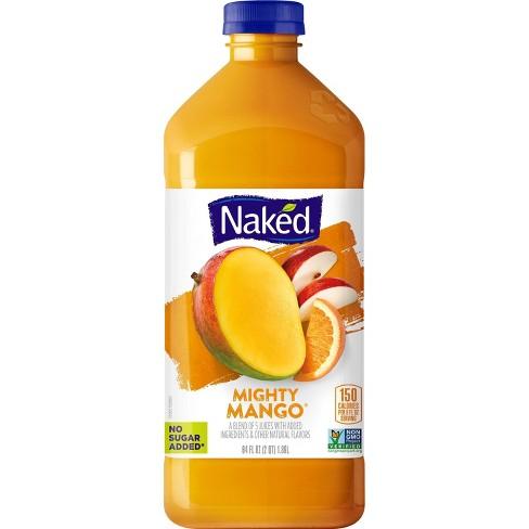 Naked Mighty Mango Juice Smoothie - 64oz - image 1 of 3