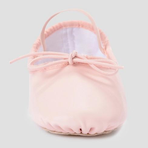 53203374244e Freestyle By Danskin Girls  Ballet Slippers   Target