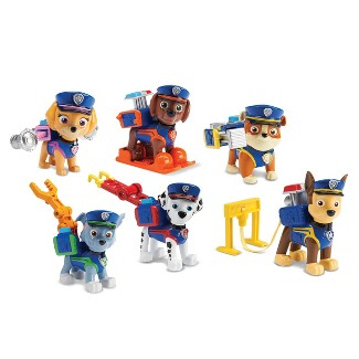 PAW Patrol Police Pups Action Pack Gift Set